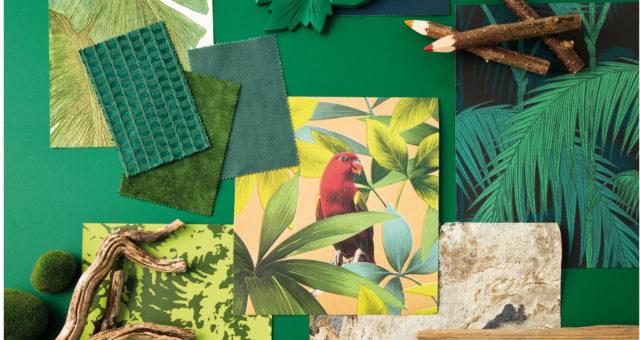 Tendance Green Forest