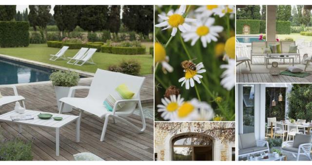 Mobilier de jardin : 5 tableaux Pinterest à suivre
