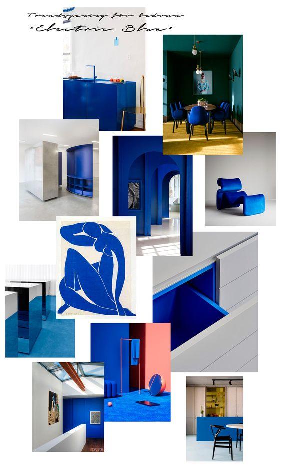 Moodboard Classic Blue